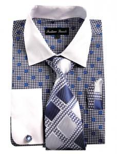 mens-dress-shirt-and-tie-fl632-na-long-sleeve-navy