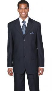 milano-mens-church-suit-JL5802-N-2pc-suit-in-tonal-stripe-3-button-single-breasted-jacket-with-standard-collar-and-besom-pocket-navy