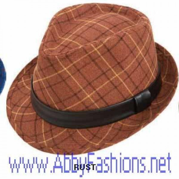 c3c366333e2 Montique H-14 Mens Matching Hat Rust - CLEARANCE - FINAL SALE - Abby ...