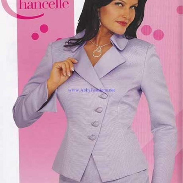 chancelle-suits/women-suits-chancelle-16147-lilac