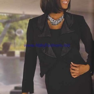 Women Suits Chancelle 17210 Black 600x600 300x300, Abby Fashions
