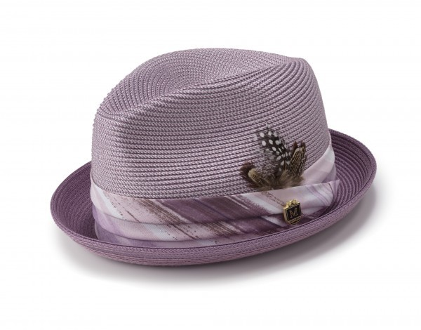 Montique H 1844 Mens Matching Hat Lavander 600x470, Abby Fashions