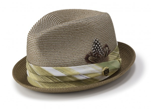 Montique H 1844 Mens Matching Hat Olive 600x434, Abby Fashions