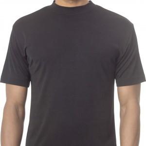 Montique K-800 Mock Neck Sweater – Black