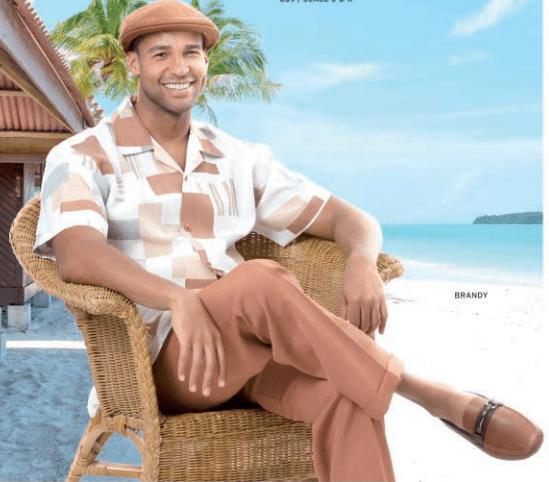 mens-walking-suits-montique-639-brandy-short-sleeve
