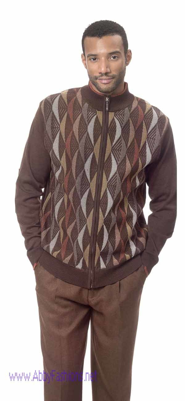 montique-dressy-mens-sweater-and-pants-two-piece-set-1606-brown-long-sleeve