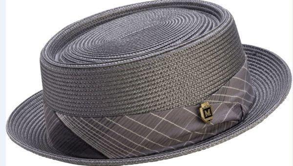 montique-h-1741-mens-straw-fedora-hat-grey