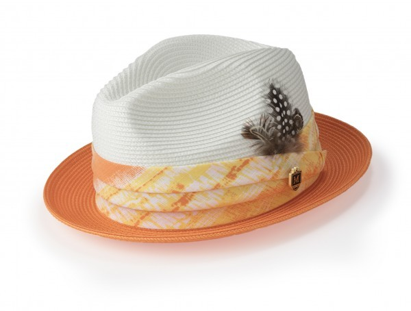 montique-h-1847-mens-matching-hat-tangerine