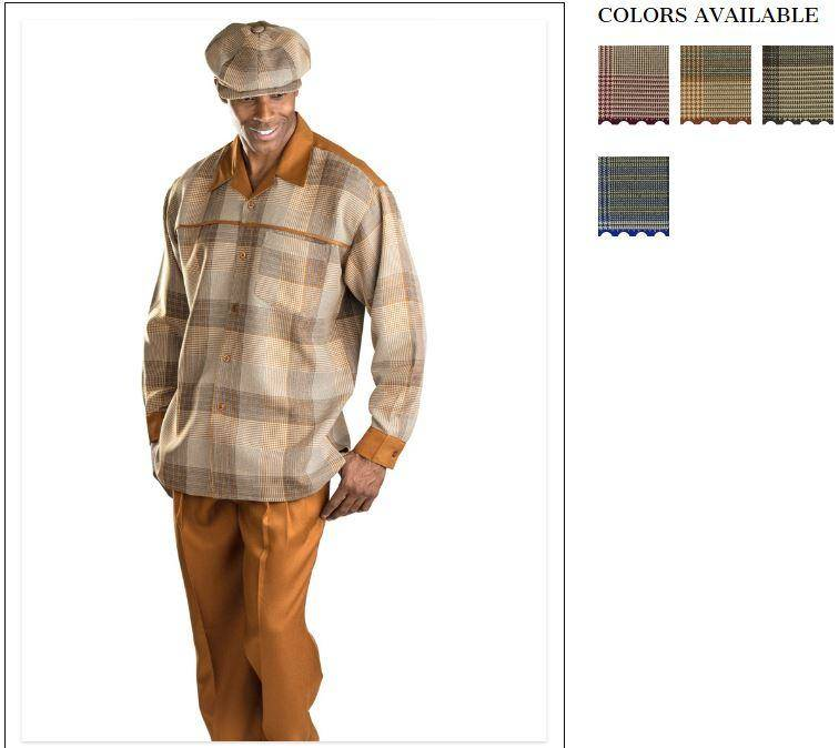 Montique Bronze Walking Suit 1127