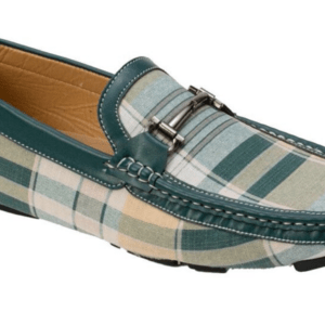 MontiqueS-698 Men's Metal Bit Loafers – Matching Shoes Hunter
