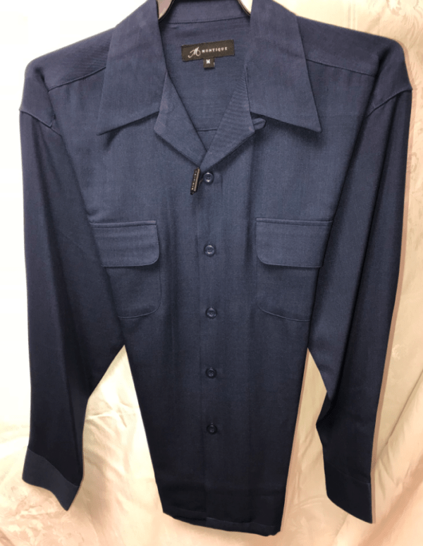 Montique Mens Walking Suits 1126 Navy Long Sleeve Top 600x774, Abby Fashions