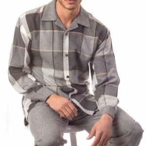 Montique Grey Walking Suit 1136