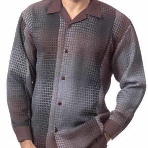 Montique 1685 Walking Suit Brown