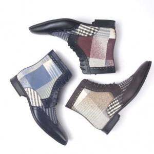 Montique S-1717 Men's Shoes Matching Boots