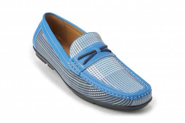 Montique S 1834 Mens Penny Loafer Matching Shoes Blue 600x400, Abby Fashions