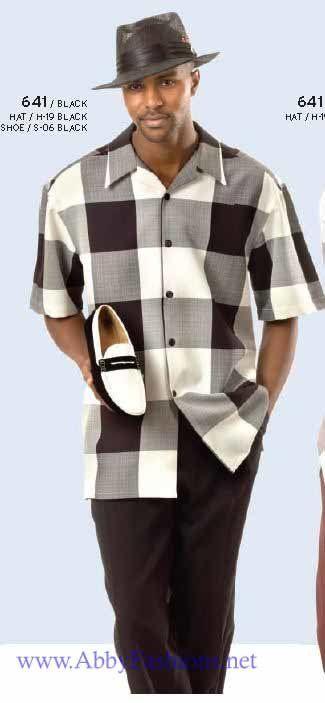 walking-suits-montique-141-black-short-sleeve