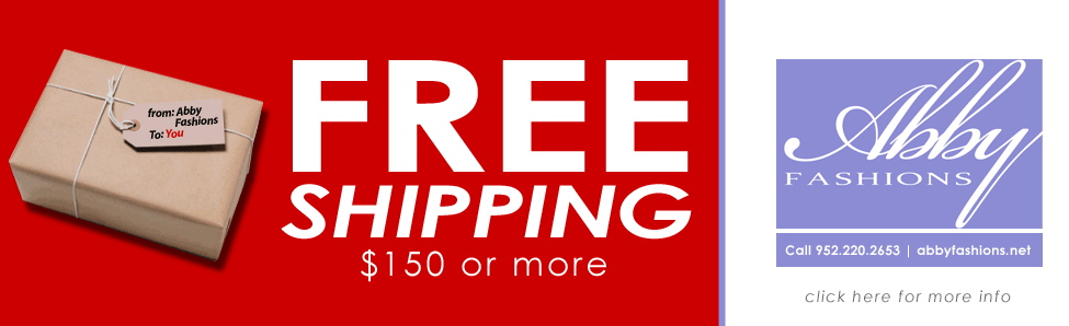 Abby Fashions Free Shipping