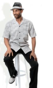 mens-walking-suits-montique-642-black-short-sleeve