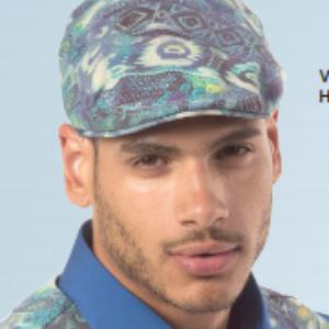Montique H-39 Mens Matching Ivy Cap Khaki
