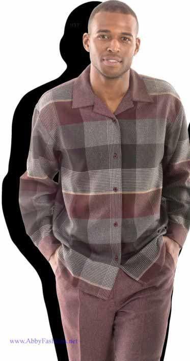 montique-mens-walking-suits-1137-burgundy-long-sleeve