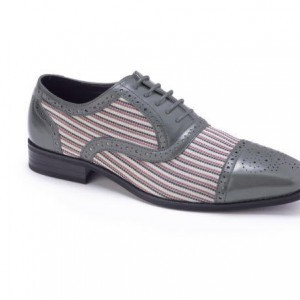 Montique S-1753 Mens Shoes Grey – Men's Matching Shoes