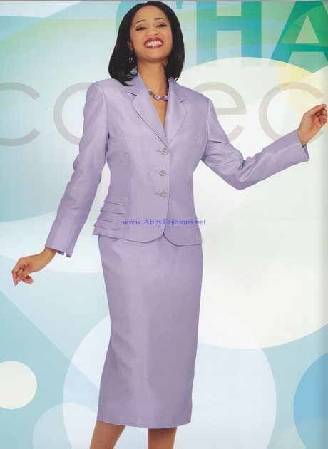 Women Suits Chancelle 16119 Lilac, Abby Fashions
