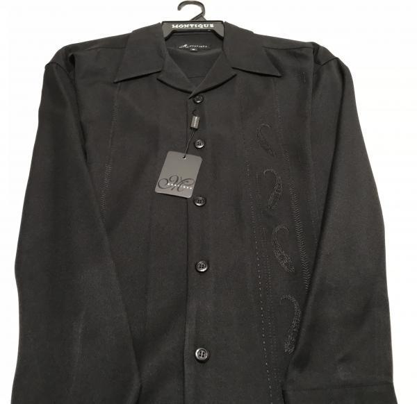 Montique 1132 Walking Suit Black 600x582, Abby Fashions