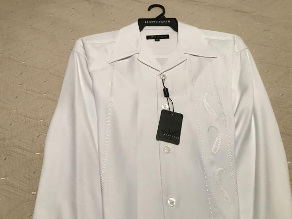 Montique 1132 Walking Suit White 2 600x450, Abby Fashions