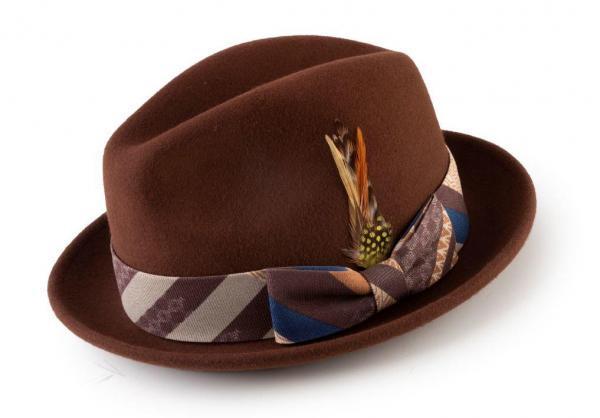 montique-h-1819-fedora-matching-hat-brown