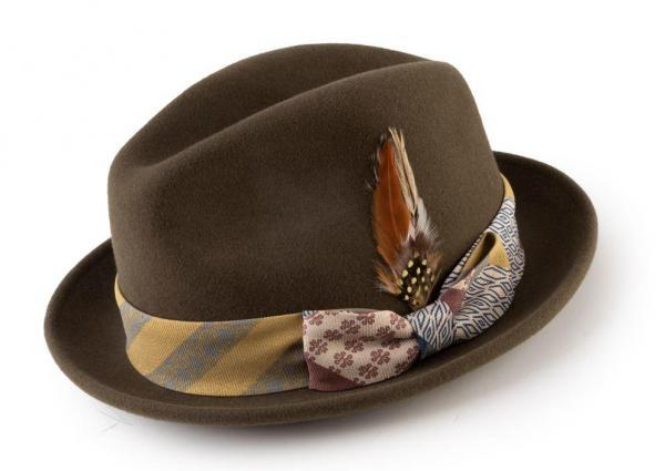 montique-h-1819-fedora-matching-hat-olive