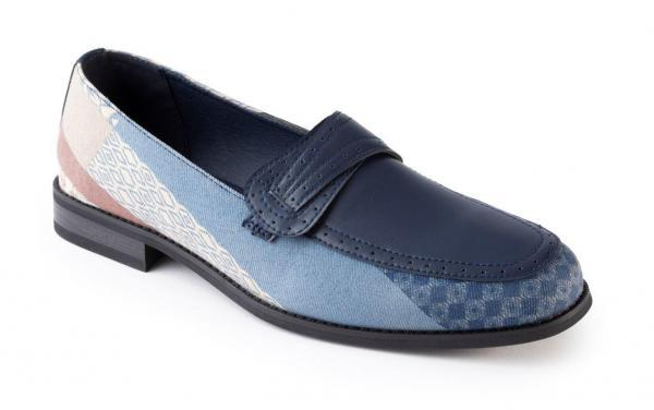 Montique S 1819 Mens Loafers Matching Shoes Blue 600x376, Abby Fashions