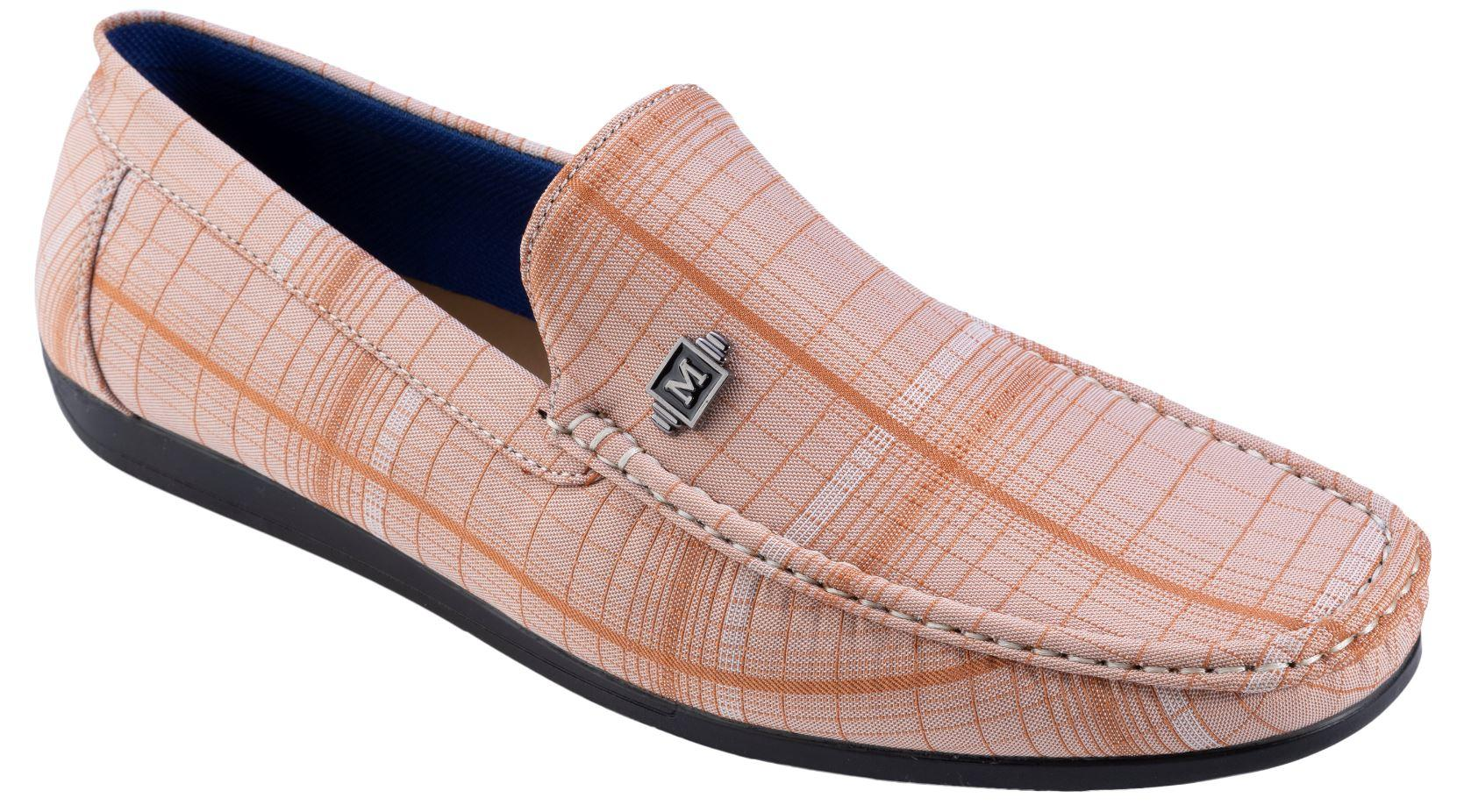 2105641d651 Montique S-1901 Men s Loafers - Mens Matching Shoes Caramel