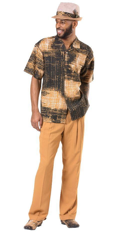montique-1904-walking-suit-apricot-mens-leisure-suits-short-sleeve-short-sleeve