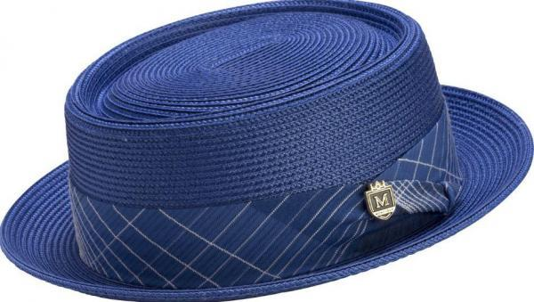 Montique H 1741 Mens Matching Hat Royal 600x339, Abby Fashions