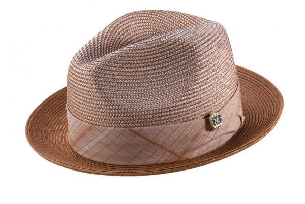 Montique H 1901 Mens Matching Hat Caramel 600x402, Abby Fashions