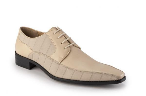 Montique S 1916 Mens Dress Shoes Lace Up Beige Matching Shoes 600x394, Abby Fashions