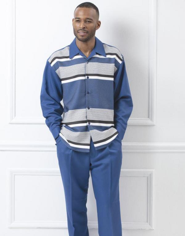 montique-walking-suits-1962-navy-mens-2pc-leisure-suits
