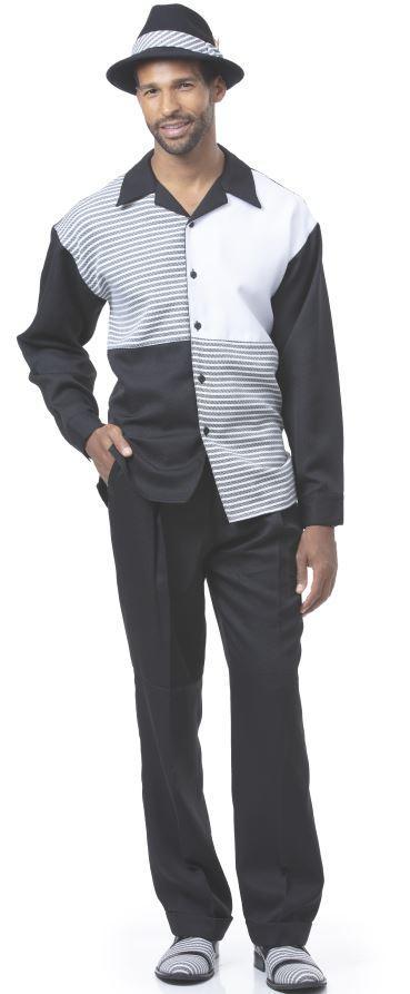 montique-walking-suits-1982-black-mens-2pc-leisure-suits