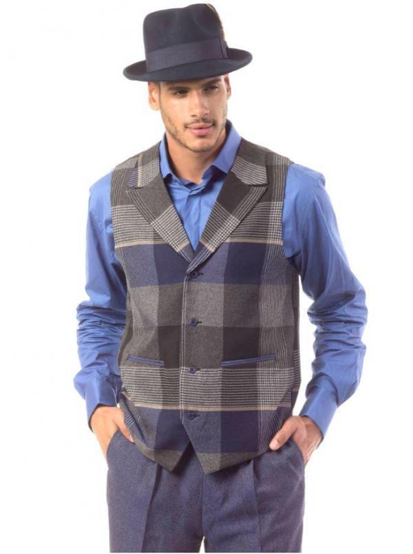 Monologue By Montique V 137 Mens Vest Sets Indigo 2 600x805, Abby Fashions