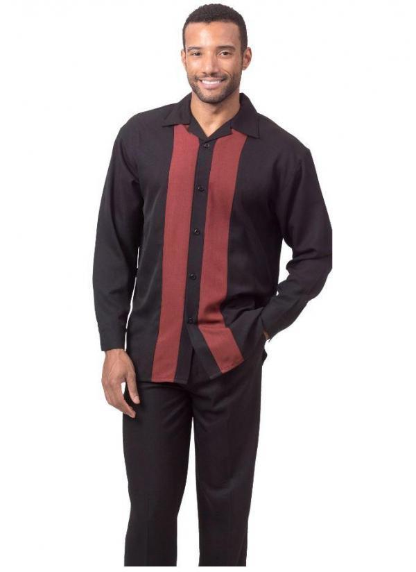 Montique 1690 Walking Suit Black Auburn 2 600x824, Abby Fashions