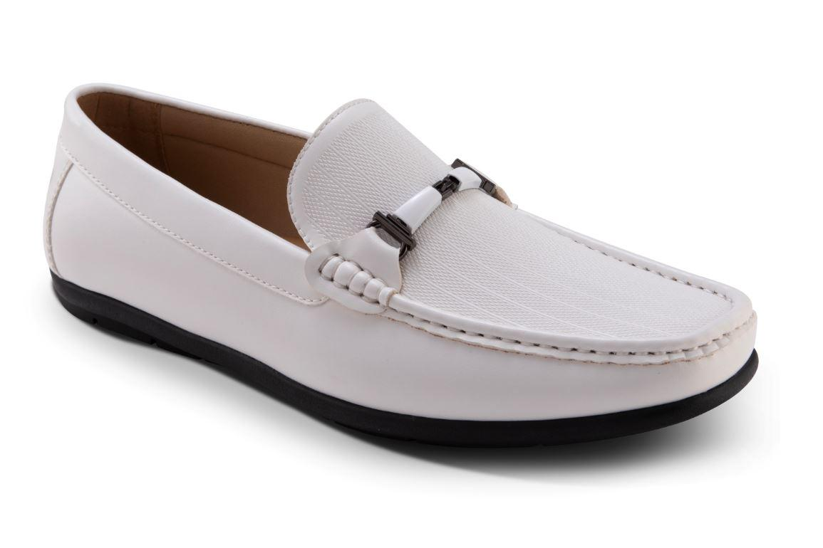 Montique S-26 Mens Penny Loafers with