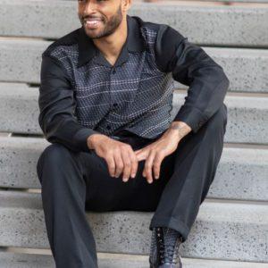montique-mens-walking-suits-2014-black-mens-2pc-leisure-suits