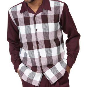 montique-mens-walking-suits-2026-burgundy-mens-2pc-leisure-suits