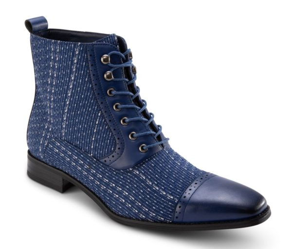 Montique S 2014 Mens Shoes Matching Boots Navy 600x513, Abby Fashions