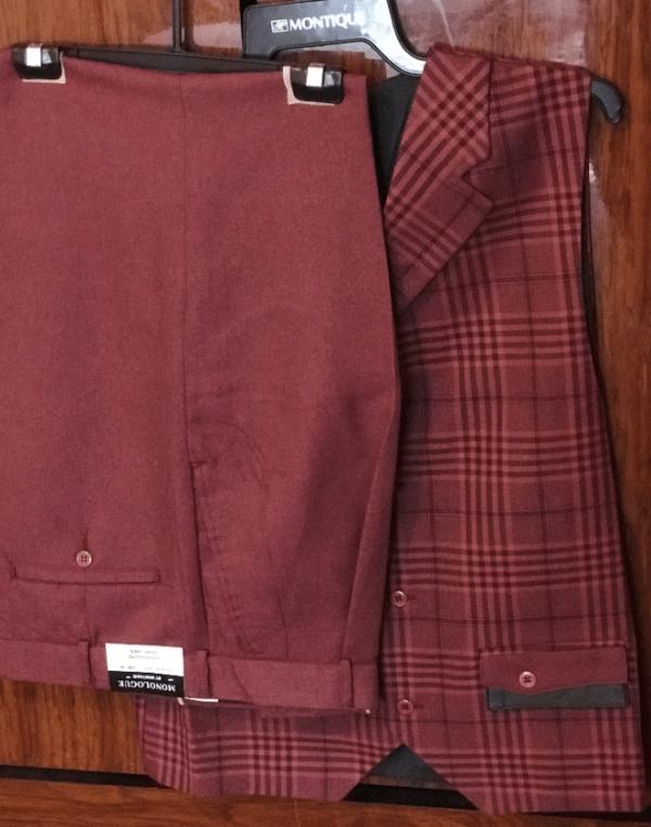 Monologue By Montique Mens Vest Sets V 217 Cranberry Vest 2 2 600x762, Abby Fashions