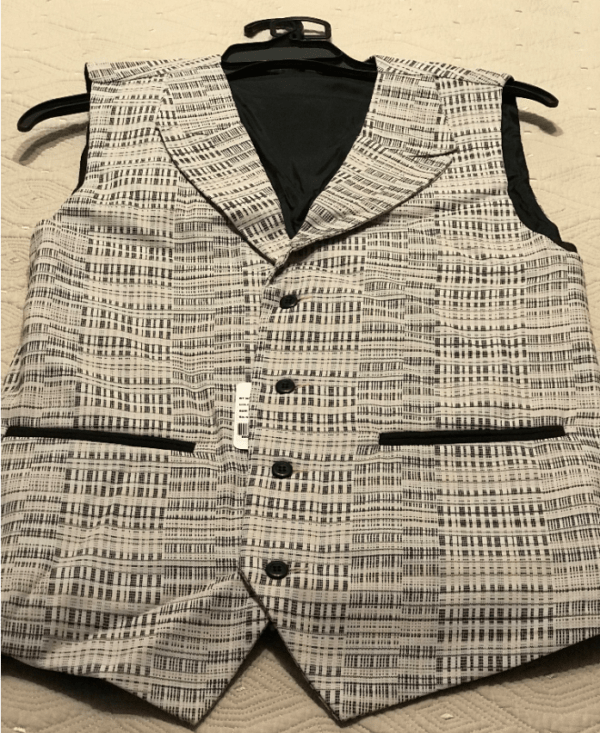 Monologue By Montique Mens Vest Sets V 42 Grey Salmon 3 600x733, Abby Fashions