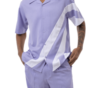 Montique 72012 Mens Walking Suits – Mens Leisure Suits Short Sets