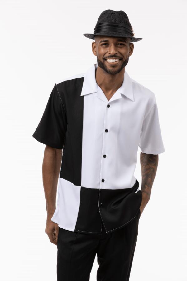 Montique Mens Walking Suits 2007 Black Mens Leisure Suits 600x899, Abby Fashions