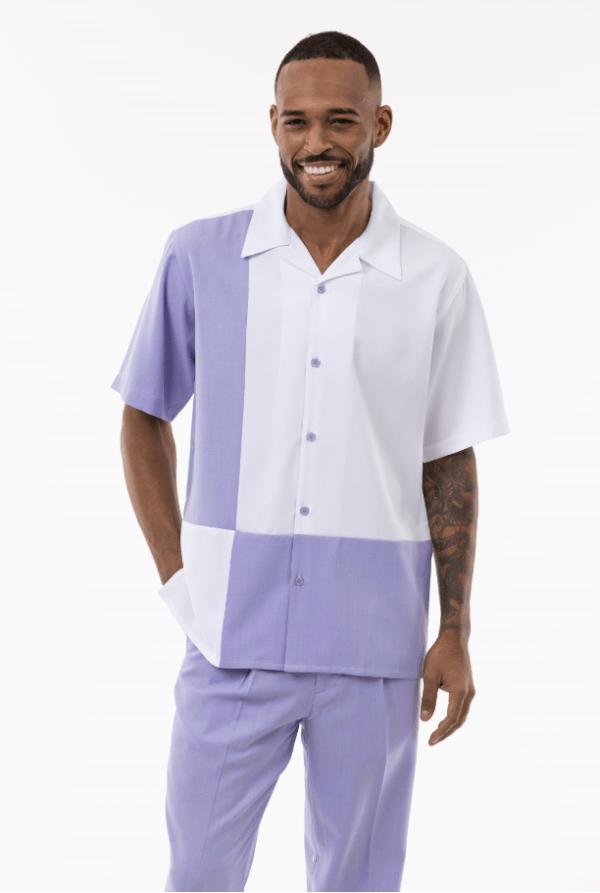 Montique Mens Walking Suits 2007 Lavender Mens Leisure Suits 600x893, Abby Fashions