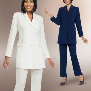 Ben Marc Executive 10496 Women Pants Sets – Womens Pant Suits